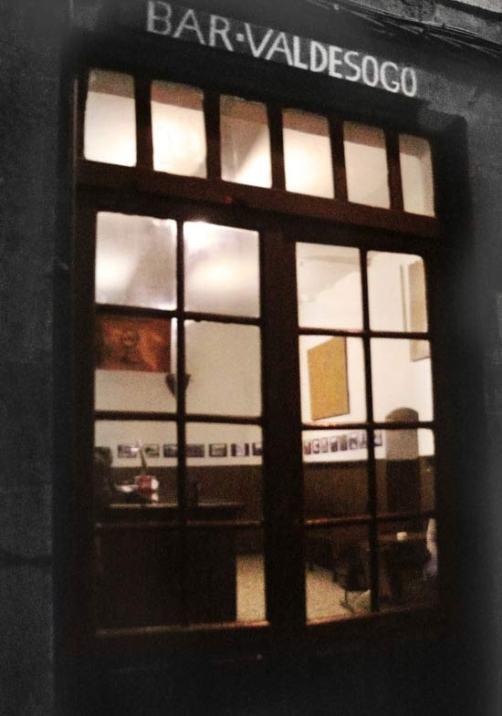 Bar Valdesogo, en el corazón del Barrio Húmedo leonés. © Fotografía: Agustín Berrueta.