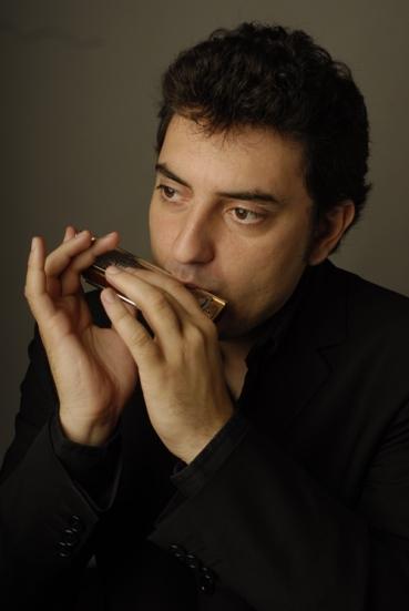 Antonio Serrano. Imagen tomada de su página web.