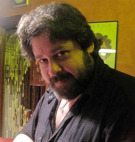 Felipe J. Piñeiro. © Fotografía. Eloísa Otero.