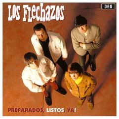 Portada del disco de Los Flechazos.