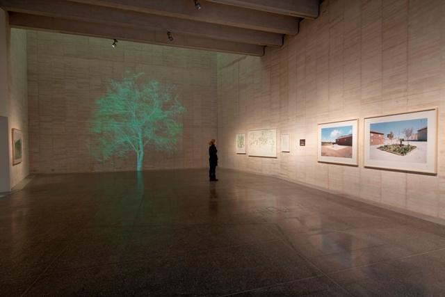 Vista de la exposición. Fotografía: Cortesía del Musac