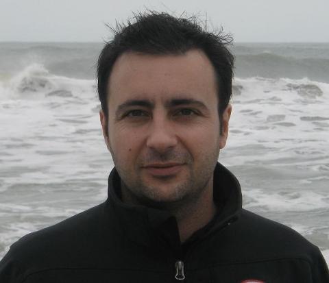 El poeta asturiano Marcos Canteli Vigón.