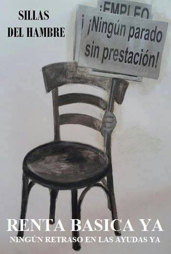 Las sillas del hambre.
