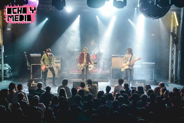 Imagen de un concierto de Cooper en Madrid.