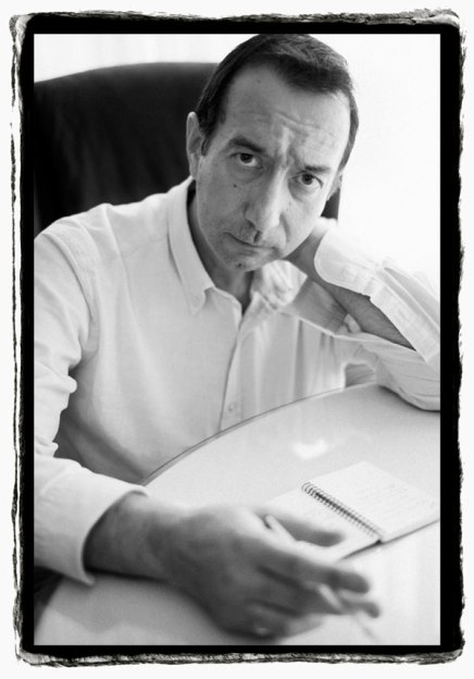 Tomás Sánchez Santiago. © Fotografía: Guillermo Gallego.