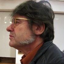 El poeta y músico leonés Ildefonso Rodríguez. © Fotografía: Eloísa Otero.