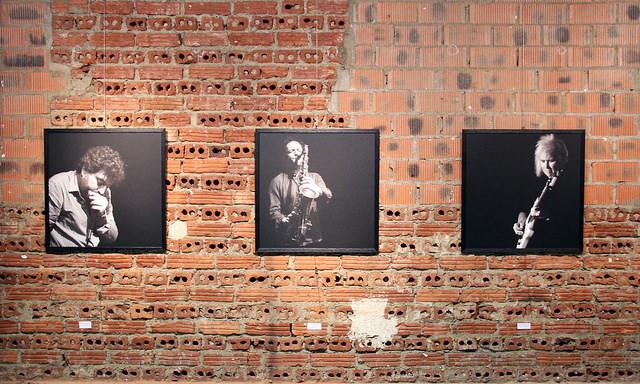 Imagen de la exposición.  © Juan Luis García.