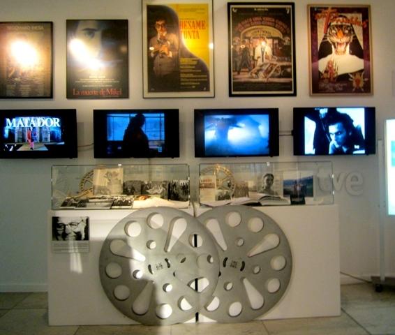Carteles de Cine. Fotografía: Carlos Luxor