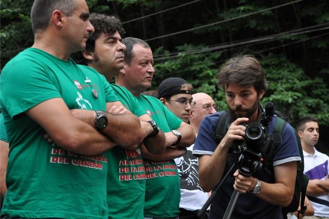 """El director de """"ReMine"""", Marcos Martínez"""