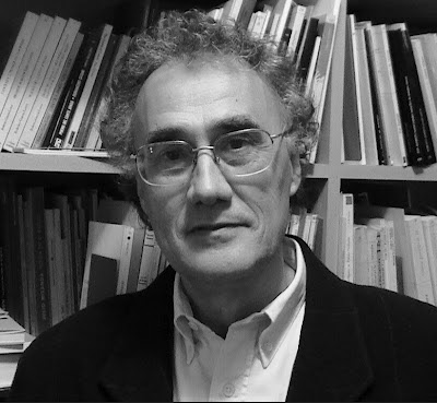 El poeta Pedro Provencio.
