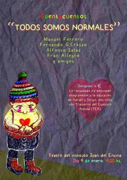 El cartel es obra de la artista leonesa Laura G. Bécares.