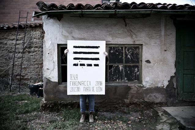 El cartel es obra de Eduardo Fandiño.