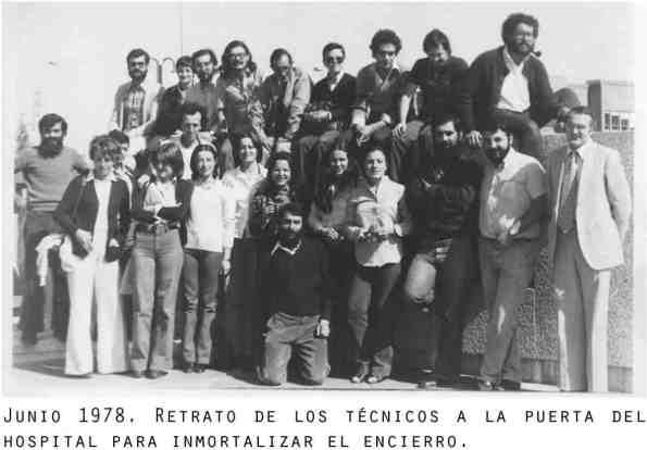 Una de las imágenes del calendario editado por la asociación La Revolución Delirante. © Fotografía: Colectivo Villacián.