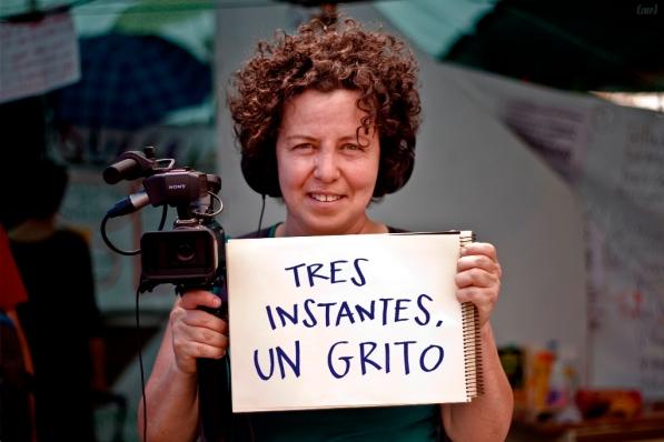 La cineasta chilena Cecilia Barriga
