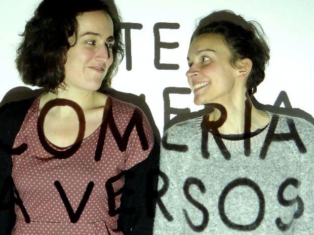 Rebeca Martín y Soraya Herráez. © Fotografía: Unpuntocurioso.