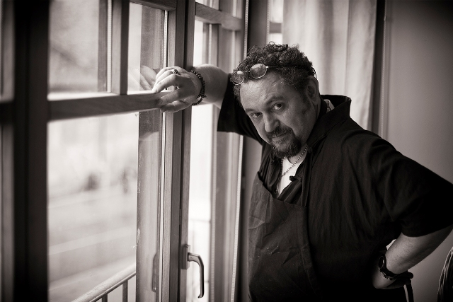 José de León. © Fotografía: Vega
