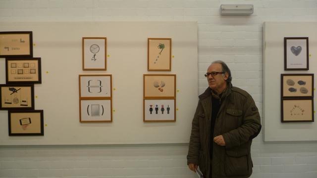 El artista Atilano Sevillano