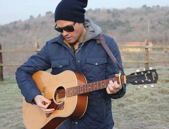 El músico RobDeLion