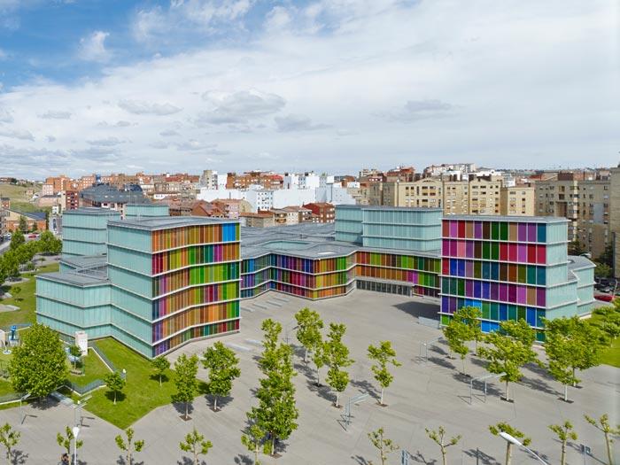 MUSAC. © Cortesía de Jordi Bernardó.