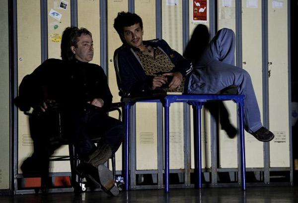 """Espectáculo """"Dogville"""", de Rayuela producciones. © Fotografía: Marta Vidanes."""