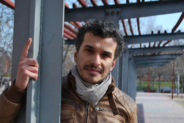 Pablo Rodríguez posa para esta entrevista de TAM TAM PRESS. © Fotografía: I.M.