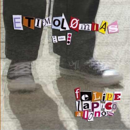 """Portada de """"Etimolomías"""", un libro de Felipe Zapico Alonso."""