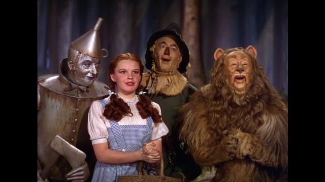 """Fotograma """"El Mago de Oz"""""""