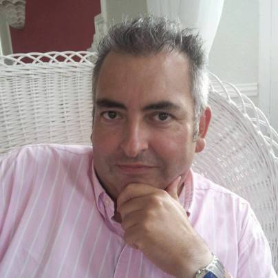 """José Ignacio García, premio """"La Armonía de las Letras""""."""