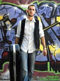 El cantautor leonés Nacho Álvarez.