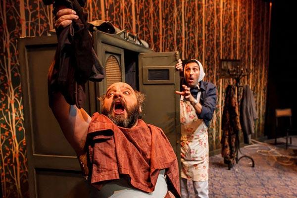 """""""Pulgarcito"""", de Teatro Paraíso."""