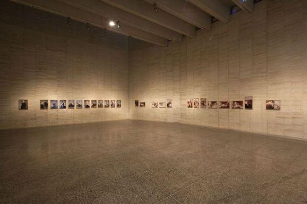 Vista de la exposición. Fotografía: Cortesía Musac
