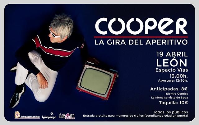 """""""Gira del Aperitivo"""". Cooper."""