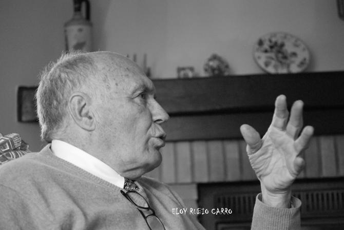 Venancio Iglesias. © Fotografía: Eloy Rubio Carro.