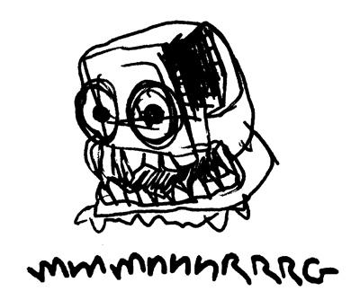 Logo de MMMNNNRRRG.