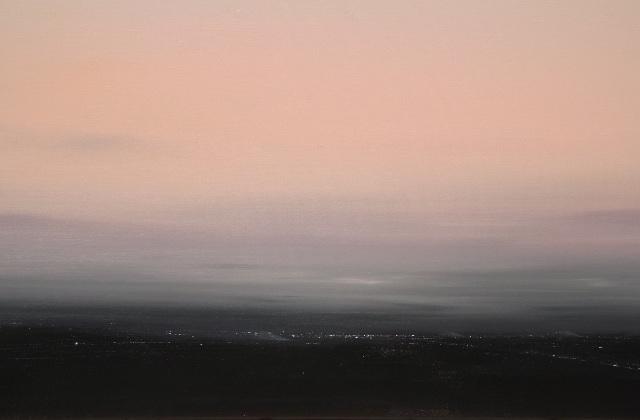 Skyline Nocturno. Diego Benéitez