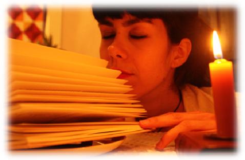 Sara Lostum, en una imagen tomada de la web de