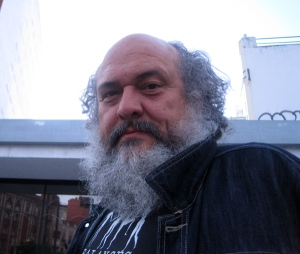 Felipe Zapico, el pasado 17 de junio en León. © Fotografía: Eloísa Otero.
