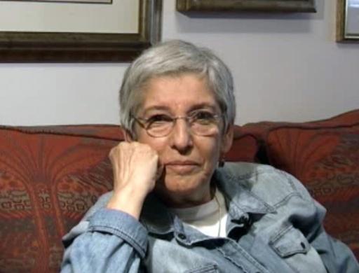 La poeta mallorquina Antonina Canyelles.