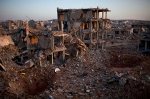 Kobane after the fighting