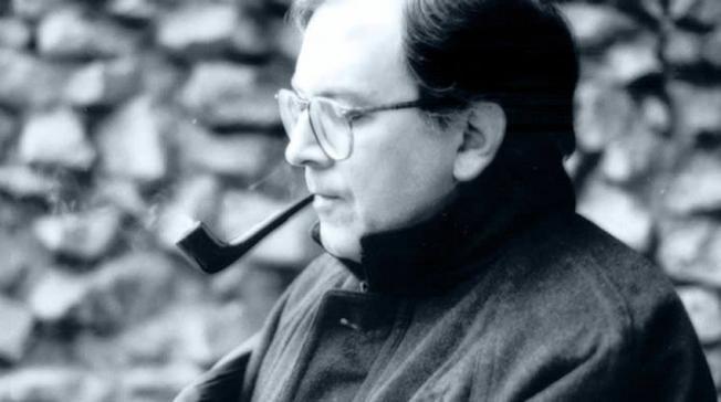 El poeta Víctor Botas.