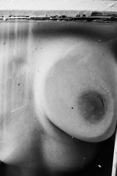 """""""El cuerpo expuesto"""". © Fotografía: Miriam Vega."""