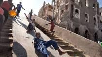 Fotografía de JM López galardonada con el el Premio Marco Luchetta de fotografía italiano, tomada en Mogadiscio el 27 de enero del año pasado.