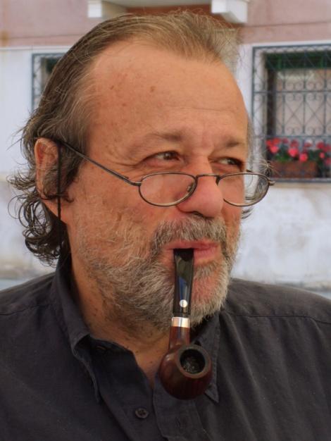 El poeta francés Jean-Yves Bériou.
