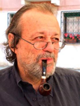 El poeta Jean-Yves Beriou.