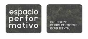 Logo del colectivo Espacio Performativo.