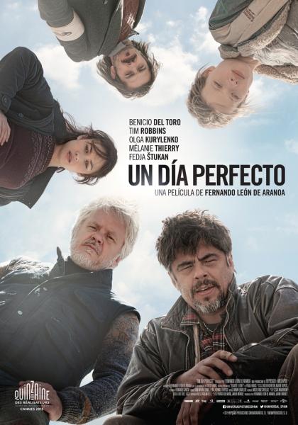 Cartel última película de Fernando León de Aranoa