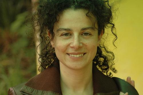 Carmen Comadrán, directora de `La extraña elección´.
