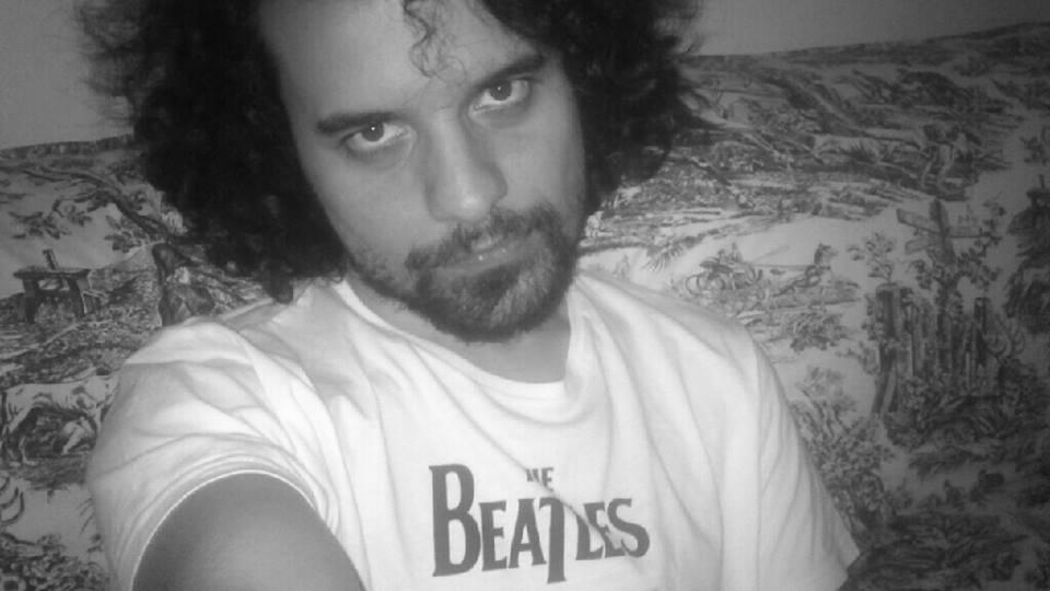 El poeta segoviano Luis Llorente.