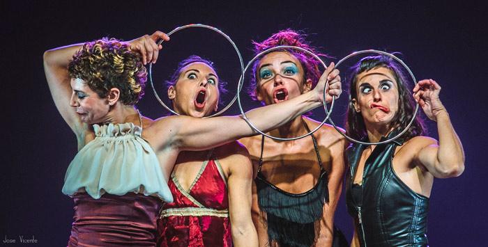 Resultado de imagen de Circo contemporáneo para todos los públicos: COMPAÑÍA ALBADULAKE Albadulake