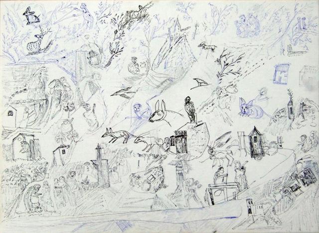 Susana Velasco. Pequeño museo comunal. Cortesía de Susana Velasco.